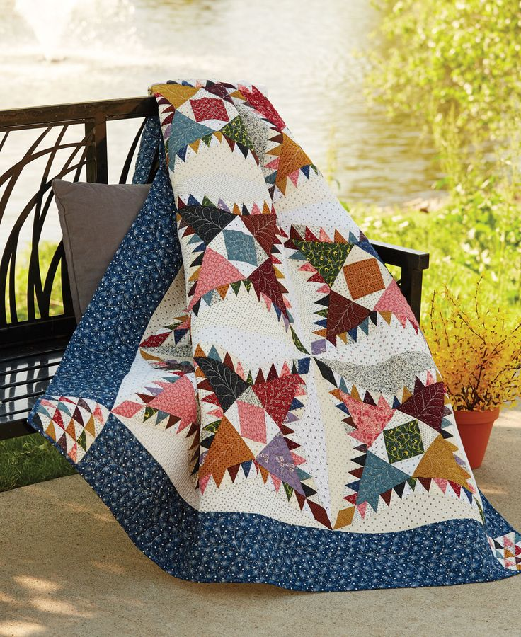 133 best Scrap Quilt Patterns and Projects images on Pinterest ... : fons and porter quilt kits - Adamdwight.com