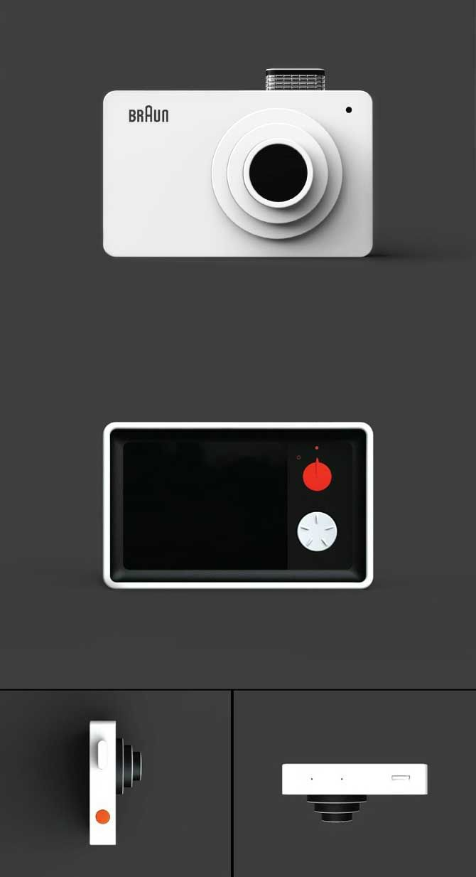 Homage to Dieter Rams by Kim Seongjin