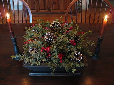 Christmas Centerpieces For Table