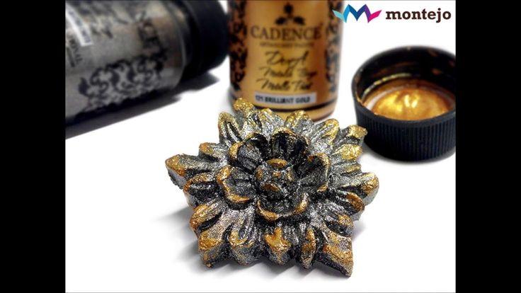 DORA Metallic Paint de CADENCE BOYA en Artesanías Montejo
