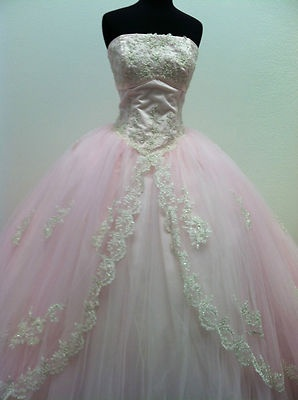 Quinceanera Dress, Prom, or Pagent Dress on eBay!
