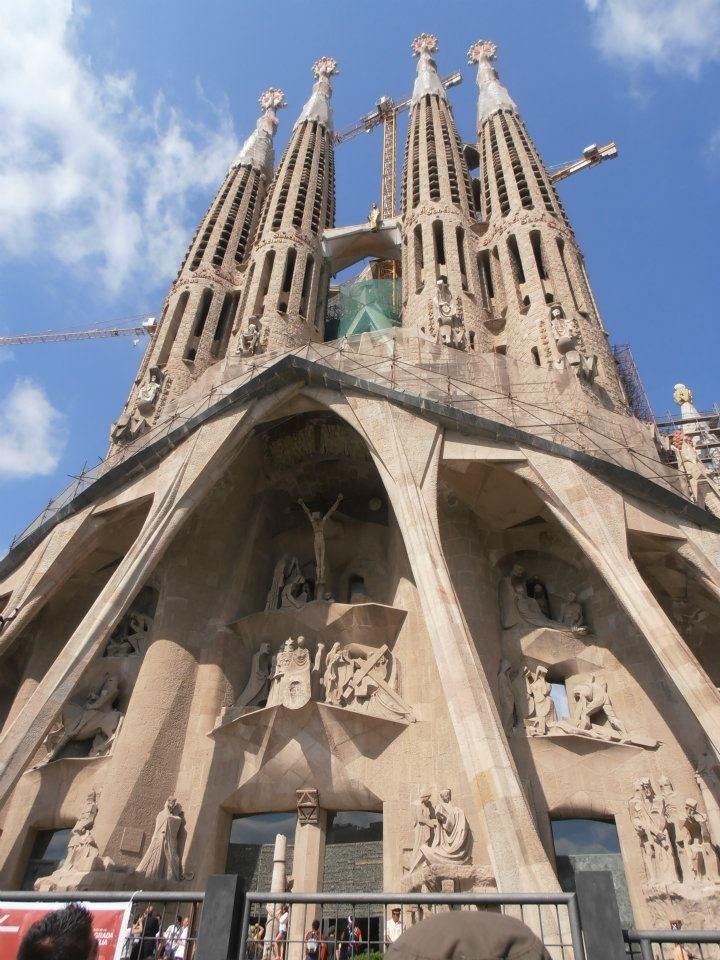 Gaudí Cathedral