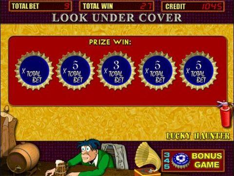 Игровой автомат пробки, крышки, (Lucky Haunter). Как выиграть в казино .