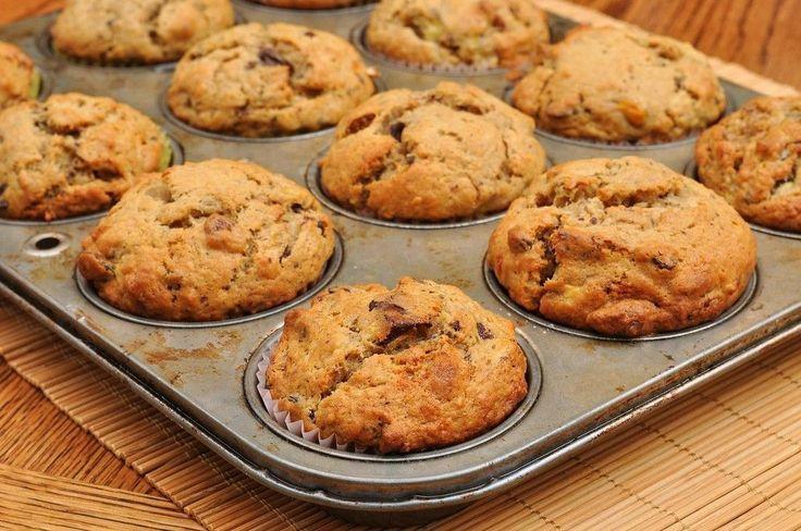 Si buscas una receta para antes de correr, prueba estos muffins de banana y avena: nutritivos, saludables y sabrosos.