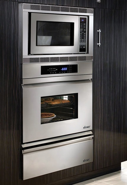 Wall Oven Chrome Dacor Wall Oven Built In Convection