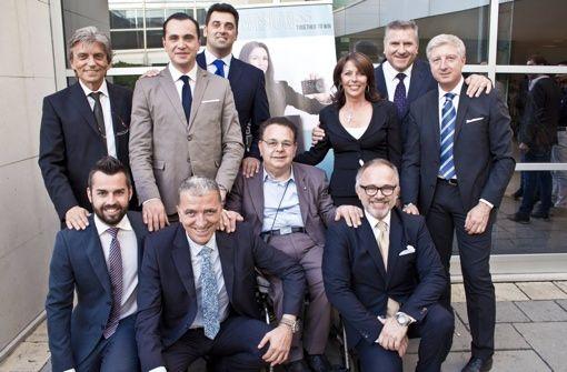Anche il Presidente di FIABA, Giuseppe Trieste, sposa il progetto DI wision55. Con: tutti i Soci di Wision55
