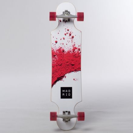 Madrid Complete 2013 Pulver Red | Boardshop.no