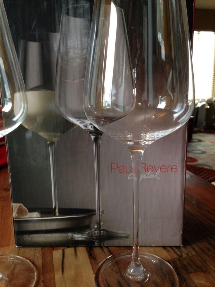 Olivia pope long stem wine glasses! Want!