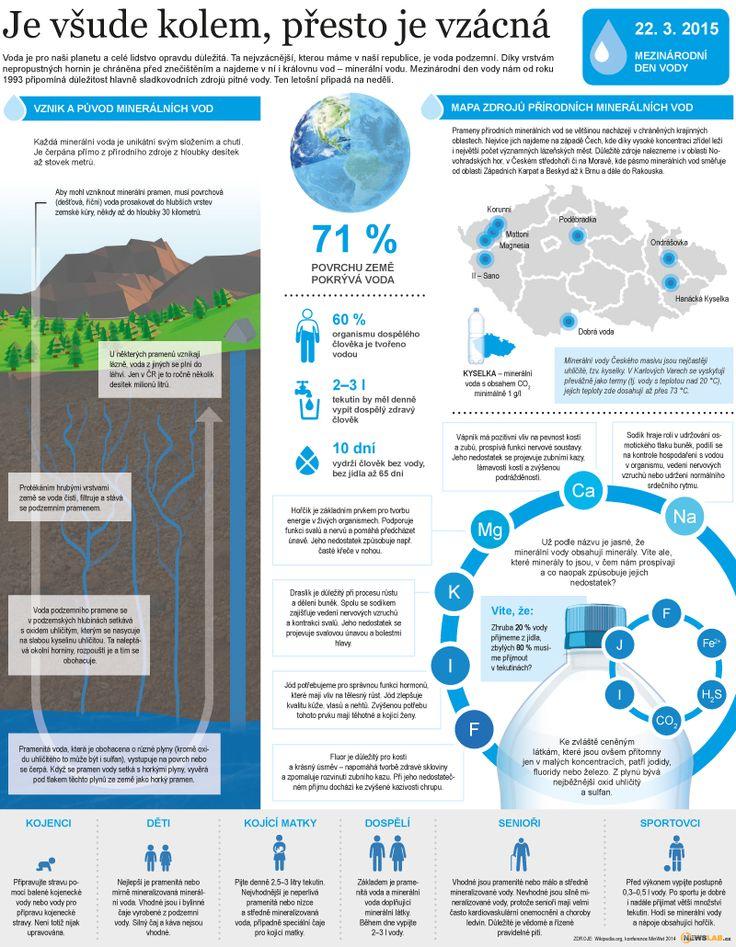 Mezinárodní den vody / International day of water