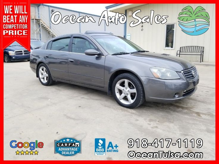 2005 Nissan Altima 104k Miles *1Owner* 31 Carfax Service