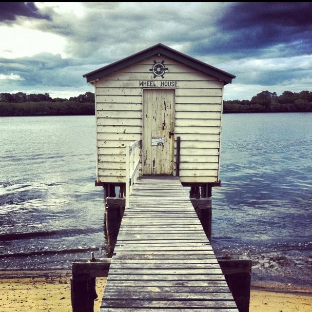 Boathouse at Maroochydore Sunshine Coast Australia