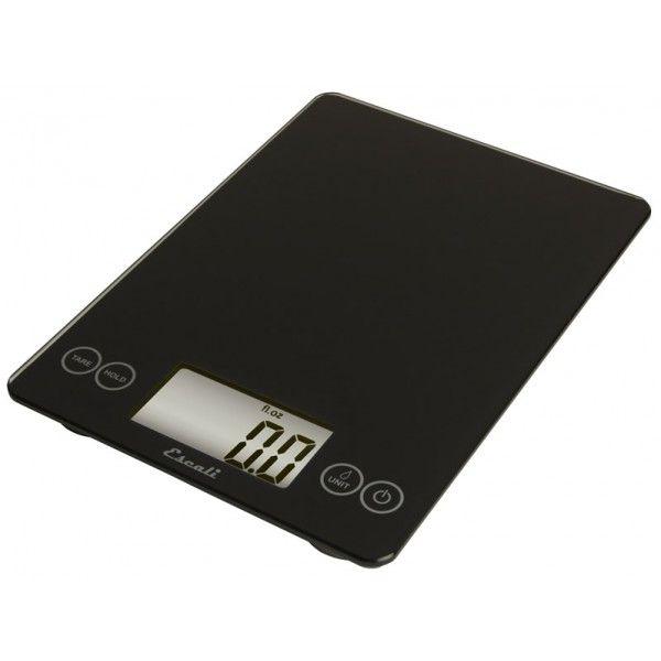 Digitale weegschaal Arti zwart 0-7kg