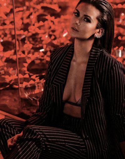 Nina Dobrev for Interview Magazine