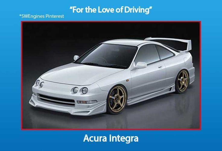 #SouthwestEngine An excellent alternative to more expensive German cars is the Acura Integra.