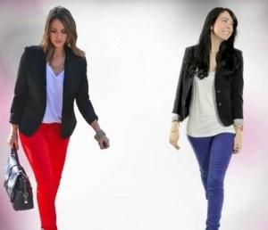 Gegensätze ziehen uns an – Auch in der Mode gilt diese Regel – Der Mode-Mix