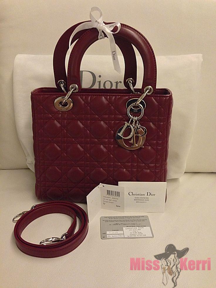 сумка Dior Lady цена : C lady dior mini