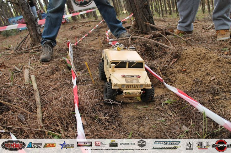 Hungarian Rc Crawler and Scale 4x4 Rc Trial Club_Brumca -AM General HMMWV-M1044_Gödöllő
