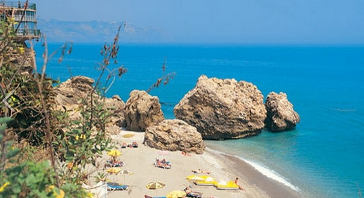 wellcome to Costa Blanca Beaches
