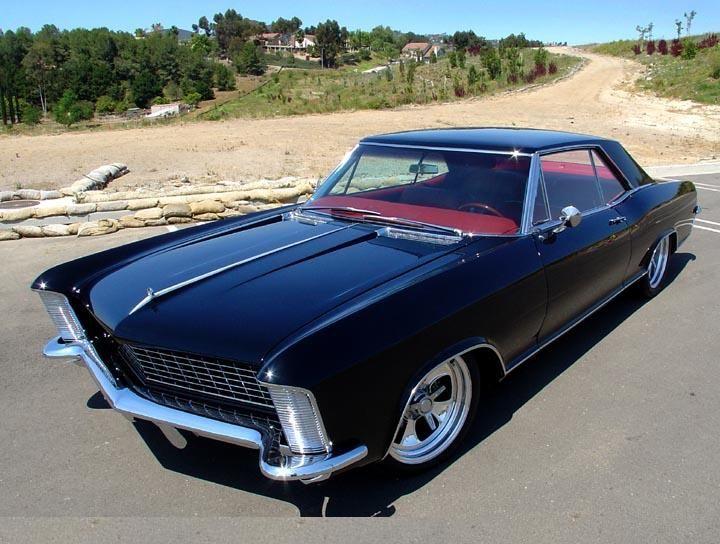 *1965 Buick Riviera