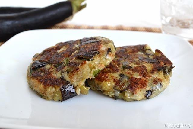 Hamburger di melanzane, scopri la ricetta: http://www.misya.info/2015/07/21/hamburger-di-melanzane.htm