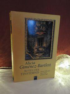 Alicia Giménez-Bartlett – Boten der Finsternis – tinaliestvor