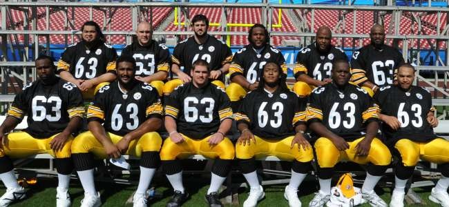 Love my boys in black and gold...