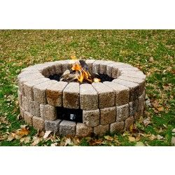 DIY Gas Fire Pit Burner Kit 38 for round fire pits - Do It Yourself - Fire Pit Tables