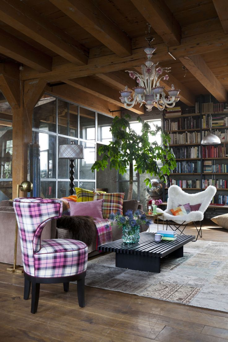 scottish homes and interiors. This Butterfly Chair fits perfectly with Celtic inspired room a  multitude of tartans the 28 best D cor Eclectic images on Pinterest Colors Bays and