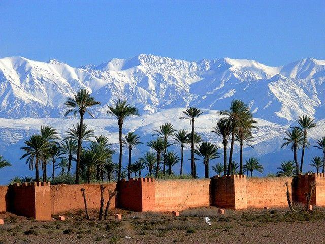 Marrakech | ... - Séjour - De Marrakech jusquà Merzouga . Retour à Marrakech