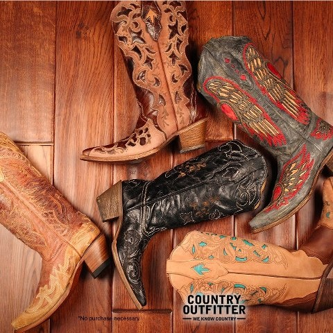 country outfitter boots <3 I want all of these but especially the winged ones!  Graduation everyone!