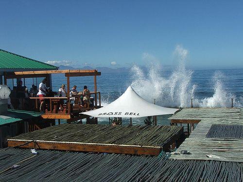 Brass Bell Cafe - Kalk Bay