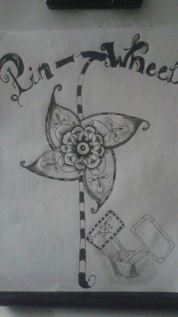 Pin wheel ✴