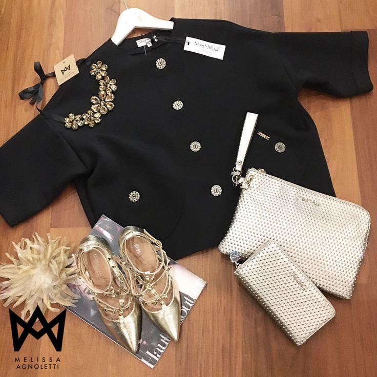 Giacca stile parigino per il tuo Outfit elegante!!! Scopri tutti i nuovi arrivi sul nostro Shop On-Line!