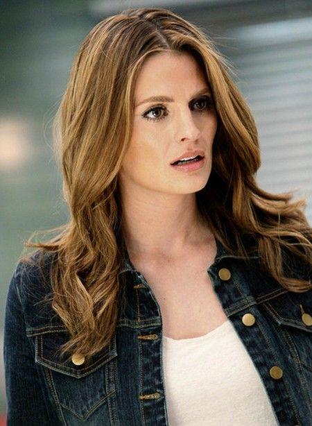 Stana Katic Hair Kate Beckett Stana Katic Hair