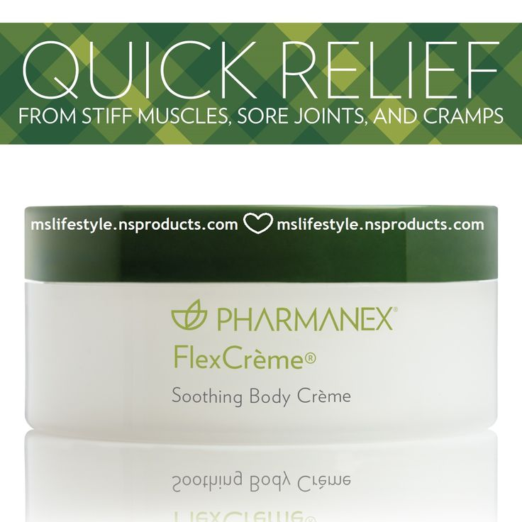 #flexcreme #soothing and # cooling #creme for #cramps and #joint #pain with #cetyl tallowate #menthol