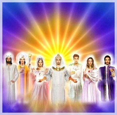 Quiénes Son Los Chohan o Maestros Ascendidos de los Siete Rayos. Hay 7 Maestros o Chohan, Uno Para Cada Rayo. Un Chohan es un Maestro Ascendido