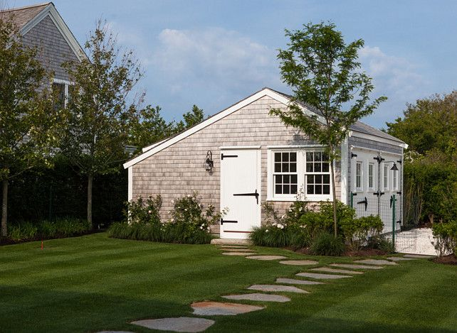 116 best images about garden shed on pinterest gardens for Nantucket shingles