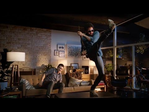 James Franco & Lenny Kravitz Win The Crowd In New Guitar Hero® Live Trailer | The LAD Bible