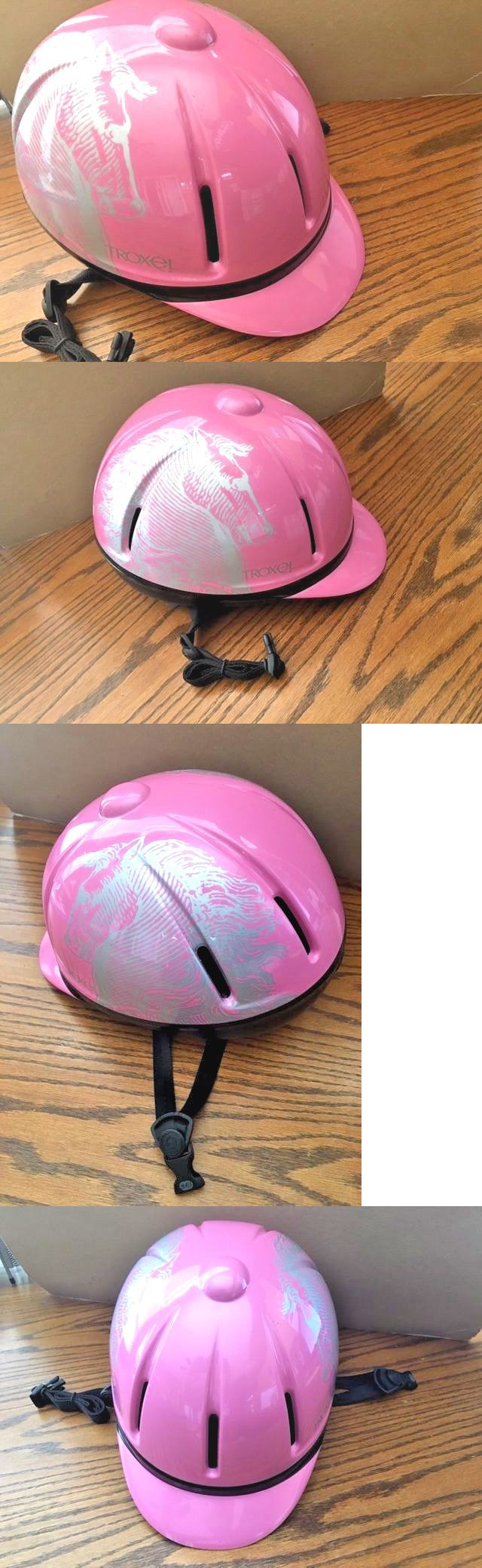 Riding Helmets 47269: New Troxel Legacy English Horse Riding Helmet Size Small - Pink Antiquus -> BUY IT NOW ONLY: $39.99 on eBay!