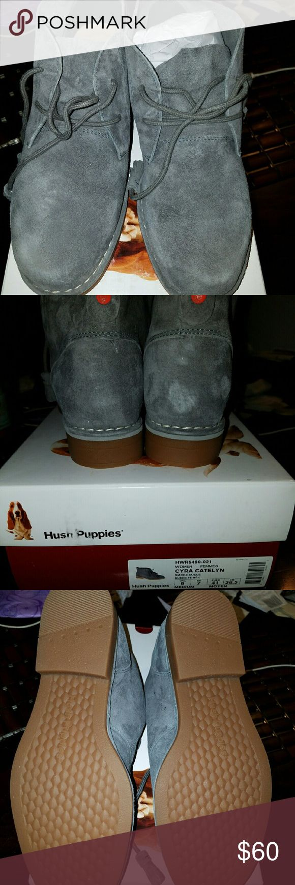 Hush Puppies Never worn, new with original box and packaging Hush Puppies Shoes Ankle Boots & Booties