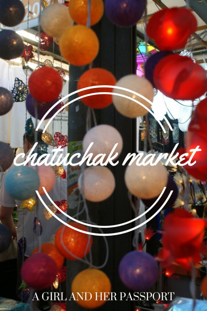Explore the Chatuchak Weekend Market in Bangkok, Thailand and see what deals you can get here. If you enjoy shopping, this is the place to go!