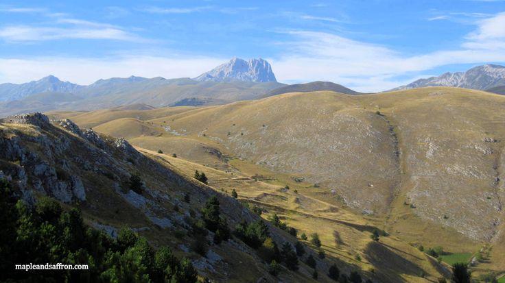 As high as mountain peaks...