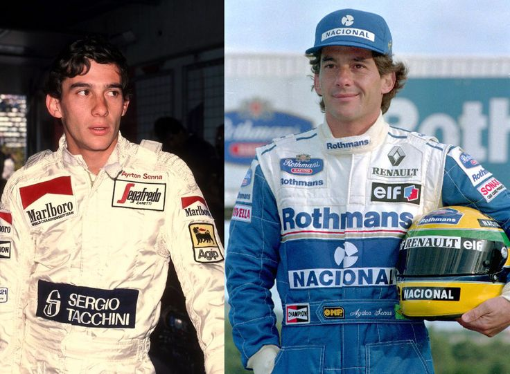 Formula 1 — micomplicated: F1 champions in their first and...