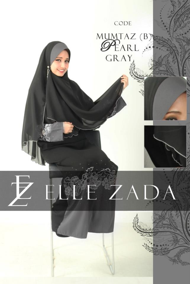True Hijab | Syar'i | Ellezada
