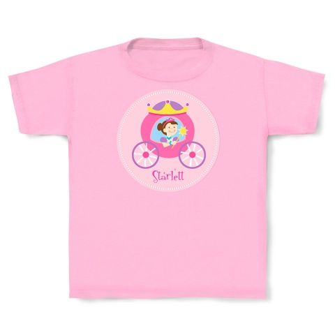 Personalized Princess T-shirt by Olive Kids!