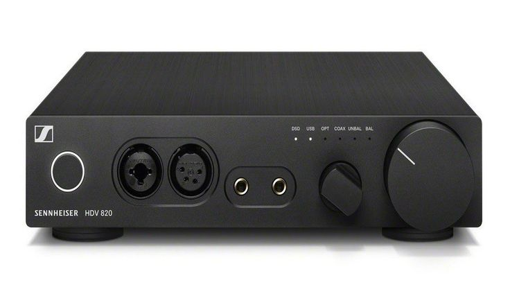 Sennheiser HDV 820: New headphone amplifier and high-end DAC not suitabl...Sennheiser HDV 820: New headphone amplifier and high-end DAC not suitable for all budgets.This is the HDV 820, a device built around the DSA ESS Sabre32 with 32-bit resolution and sampling rate up to 384kHz that is aided by a series of connectors present in professional equipment...#SennheiserHDV820 #HDV820 #EITAJapanElectronics #Sennheiser #Sennheiser #headphones #RT #win #WorldMusicDay #Amazon #giveaways #music