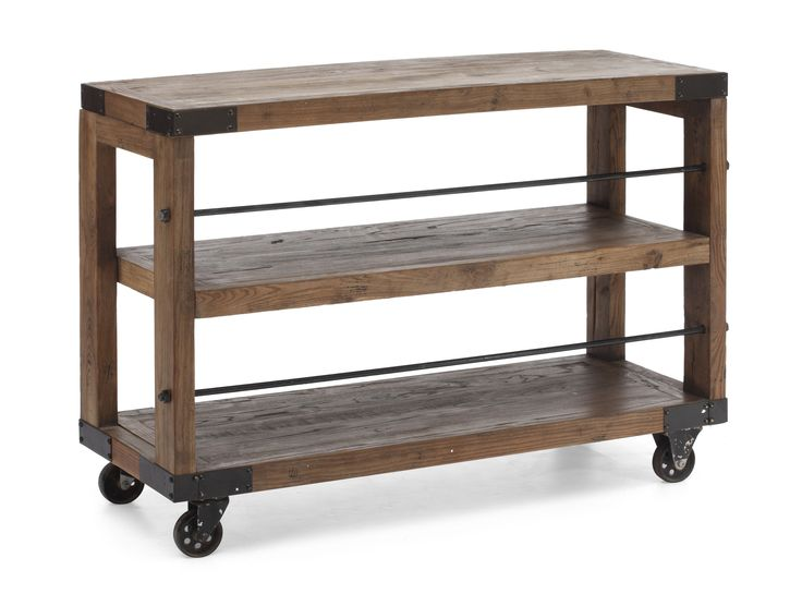 distressed industrial furniture. franklin shelf distressed natural industrial furniture s