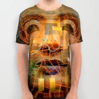 All Over Print Shirt featuring Berlin, Bei Mir Bist Du … by Petja From Lilith