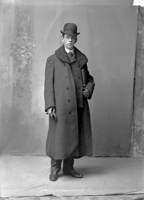 early 1900s fashion men - photo #13