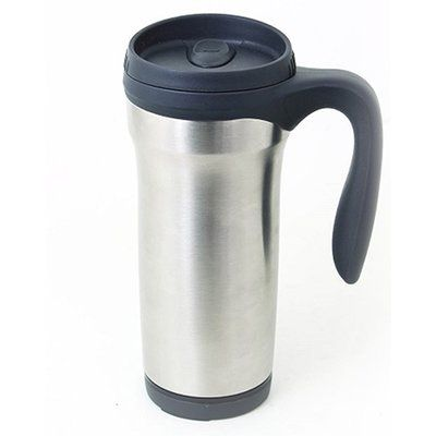 Style Asia North Point 16 Oz. Insulated Travel Mug with Handle
